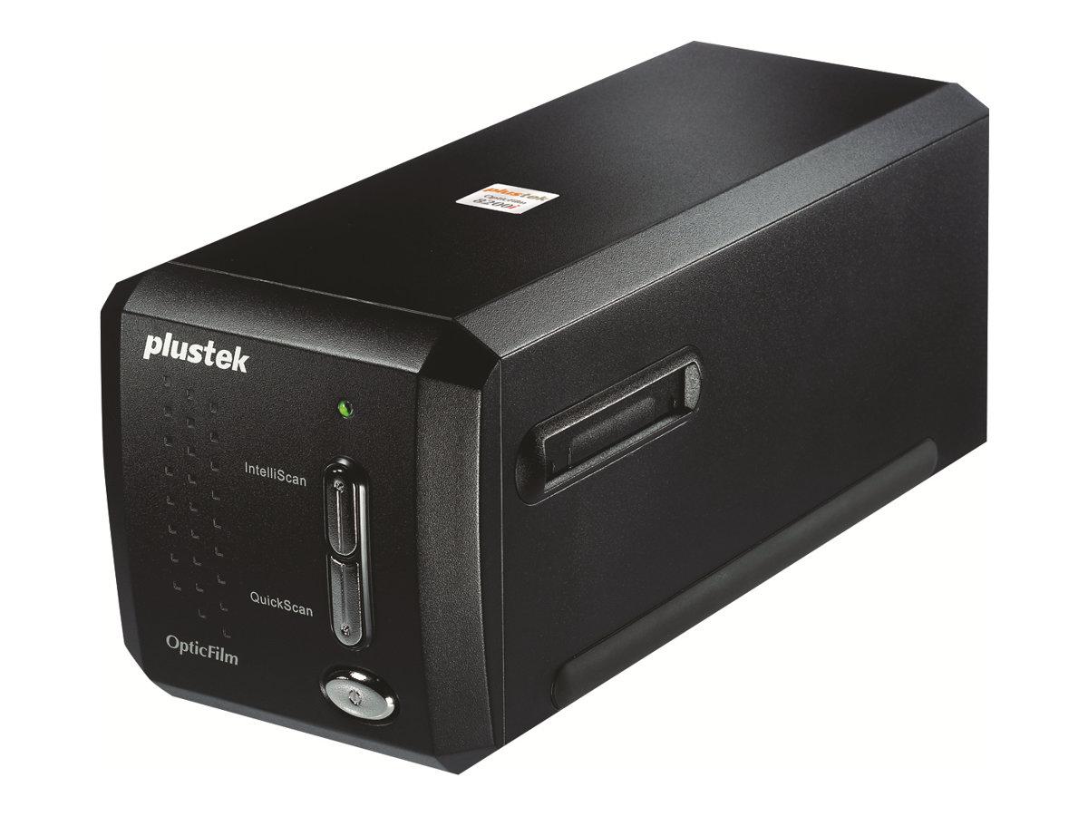Plustek OpticFilm 8200i Ai - Filmscanner (35 mm) - 35 mm-Film - 7200 dpi x 7200 dpi - USB 2.0