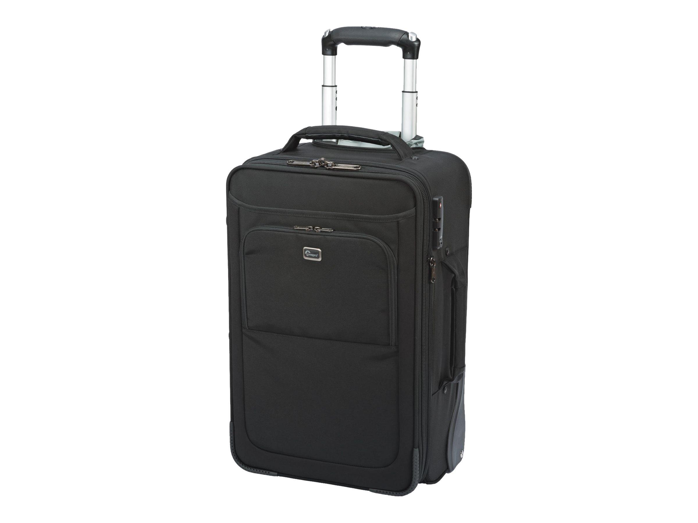 Lowepro Pro Roller x-Series x200 AW - Koffer mit Rollen für Kamera mit Objektiven und Notebook - Ballistisches Nylon - Schwarz