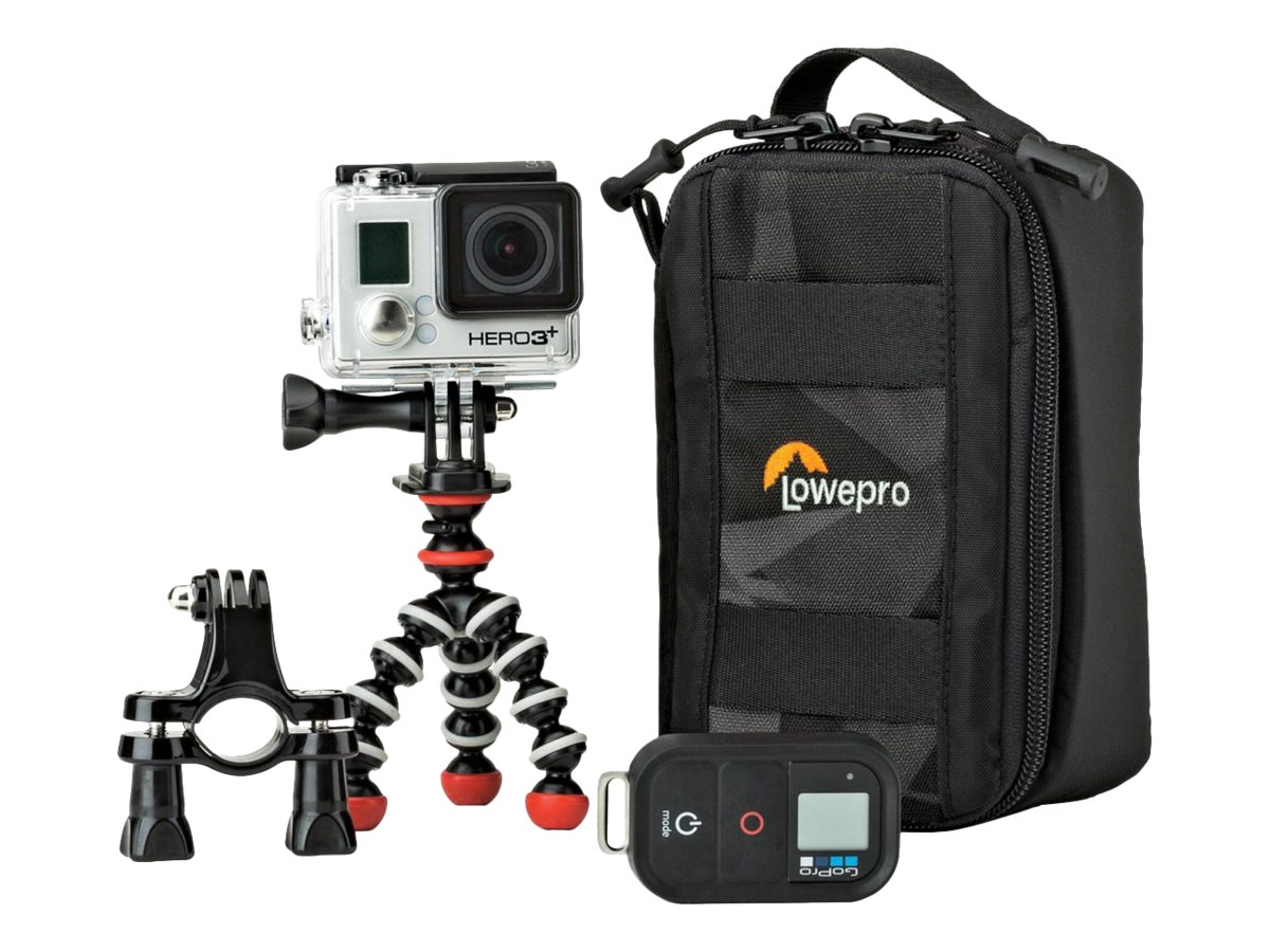 Lowepro Viewpoint CS 40 - Tragetasche für Kamera - 600D Polyester, 420D-Polyester