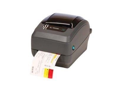 Zebra GX Series GX430t - Etikettendrucker - Thermodirekt / Thermotransfer - Rolle (10,8 cm) - 300 dpi - bis zu 102 mm/Sek.