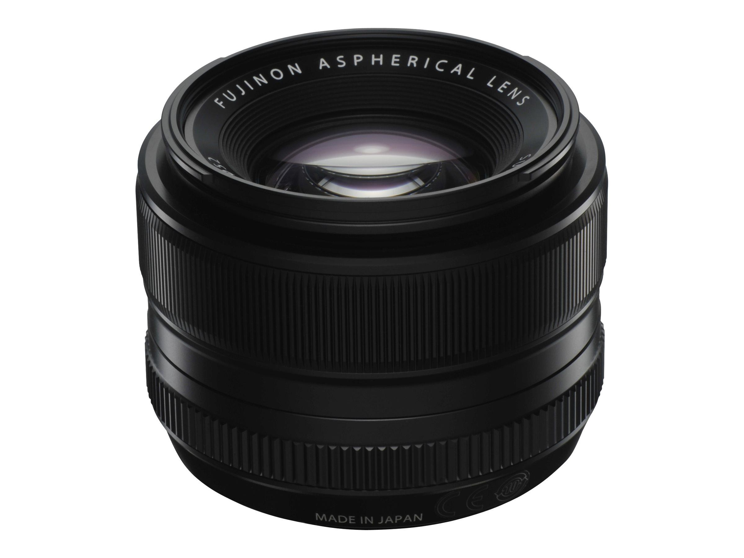 Fujinon XF - Objektiv - 35 mm - f/1.4 R - Fujifilm X Mount - für X Series X-A10, X-A3, X-A5, X-E1, X-E3, X-H1, X-Pro2, X-T10, X-