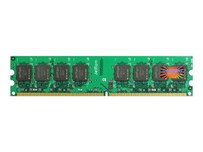 Transcend JetRAM - DDR - 1 GB - DIMM 184-PIN - 400 MHz / PC3200 - nicht-ECC