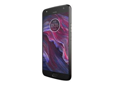 Motorola Moto X (4th Gen.) - Smartphone - Dual-SIM - 4G LTE - 32 GB - microSDXC slot