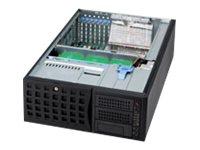 Supermicro SC745 TQ-920B - Tower - 4U - Erweitertes ATX - SATA/SAS - Hot-Swap 920 Watt