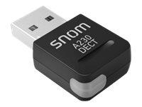 snom A230 DECT USB-Stick - Netzwerkadapter - USB 2.0 - DECT