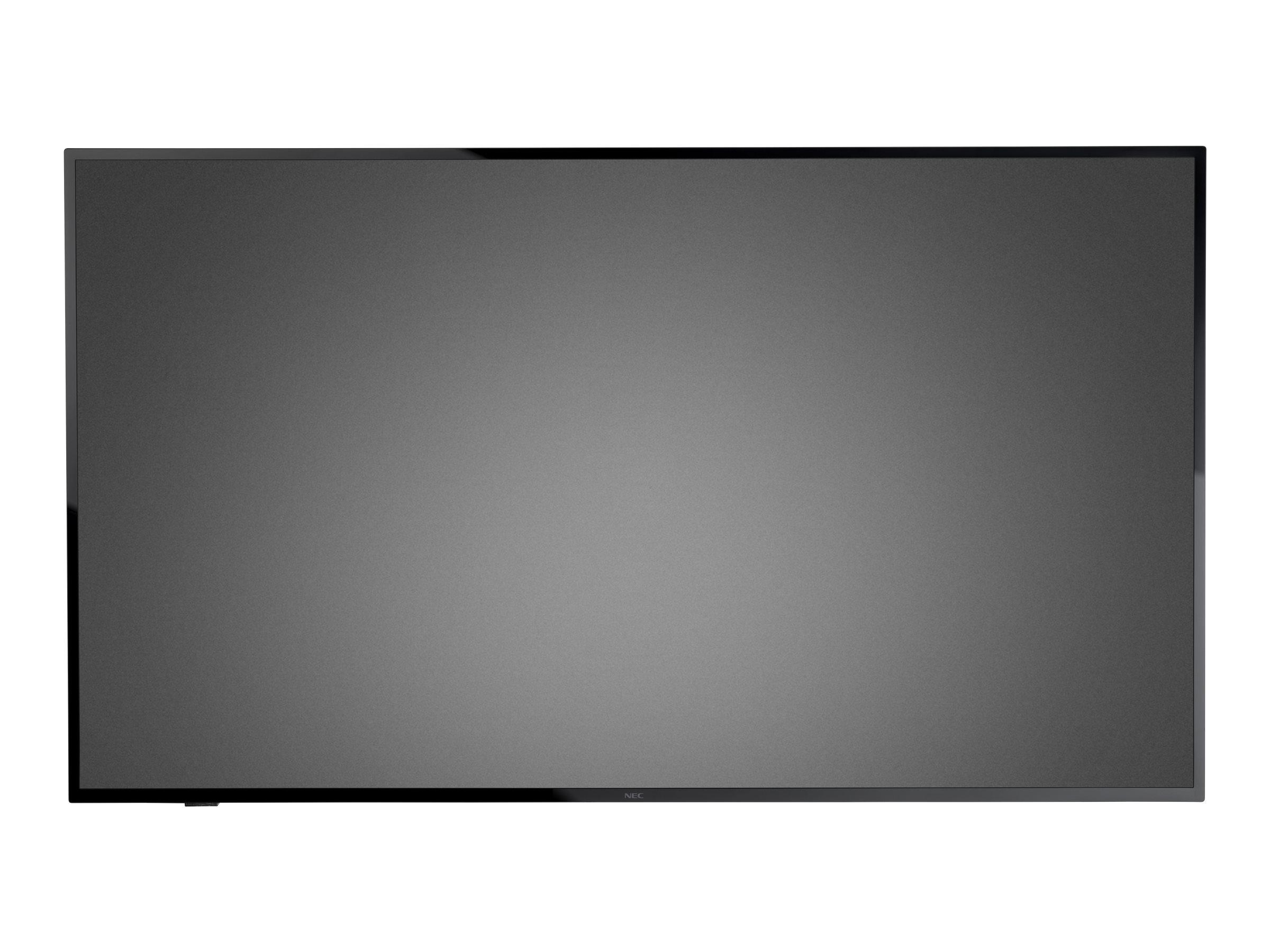 NEC MultiSync E437Q - 109.2 cm (43