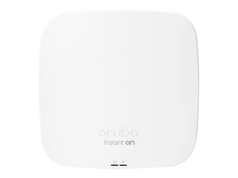 HPE Aruba Instant ON AP15 (EG) - Funkbasisstation - Bluetooth, Wi-Fi - Dualband - Wand- / Deckenmontage