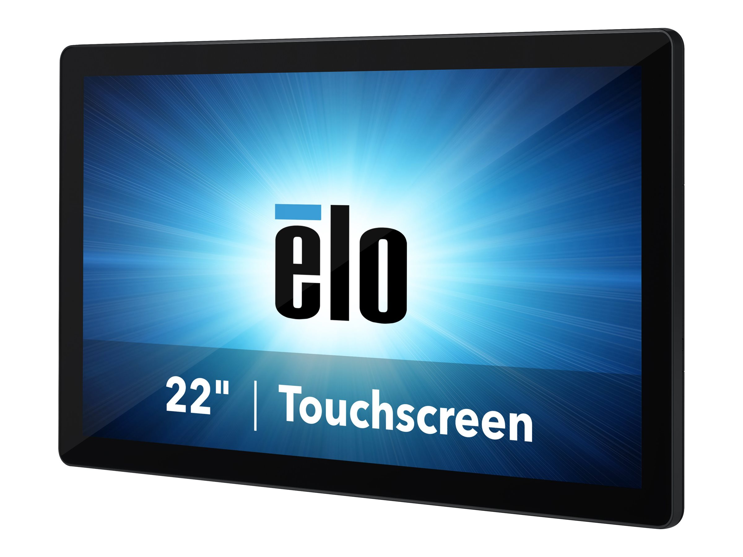 Elo I-Series 2.0 - All-in-One (Komplettlösung) - Core i3 8100T / 3.1 GHz - RAM 8 GB - SSD 128 GB - UHD Graphics 630