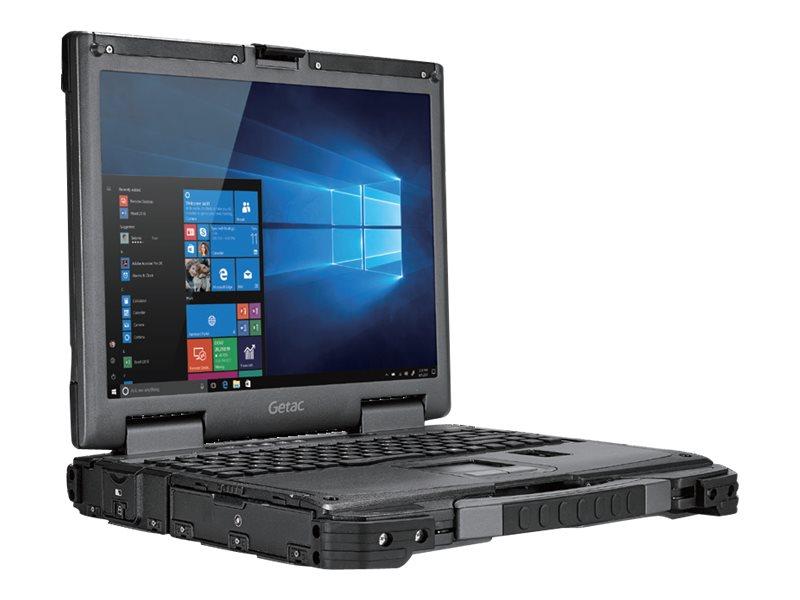 Getac B300 G7 - Core i7 8650U / 1.9 GHz - Win 10 Pro - 16 GB RAM - 512 GB SSD - 33.8 cm (13.3