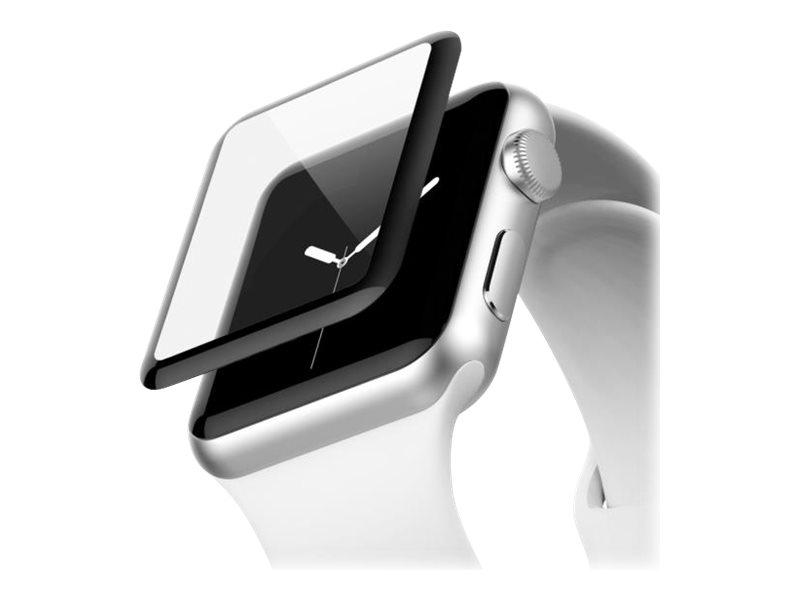 Belkin UltraCurve - Bildschirmschutz - für Apple Watch (38 mm)