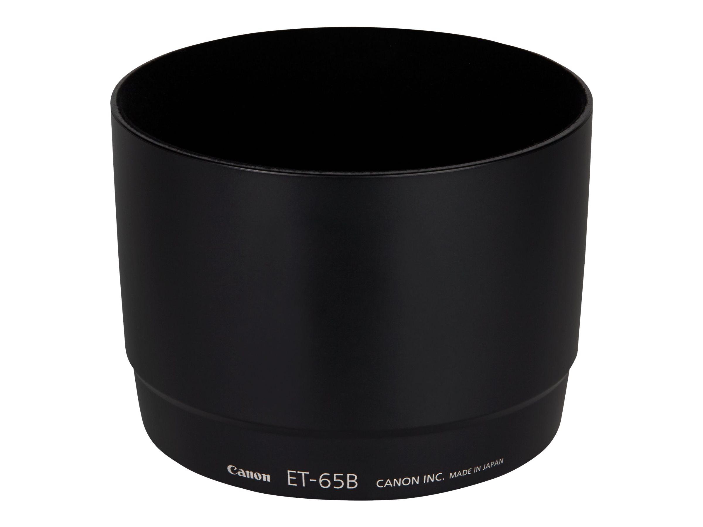 Canon ET-65B - Gegenlichtblende - für P/N: 0345B010AA, 0345B014, 0345B014AA, 4426B002, 9321A006AA, 9321A014AA, EF70-300ISUS
