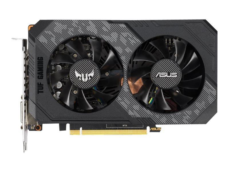 ASUS TUF-GTX1660-O6G-GAMING - OC Edition - Grafikkarten - GF GTX 1660 - 6 GB GDDR5 - PCIe 3.0 x16