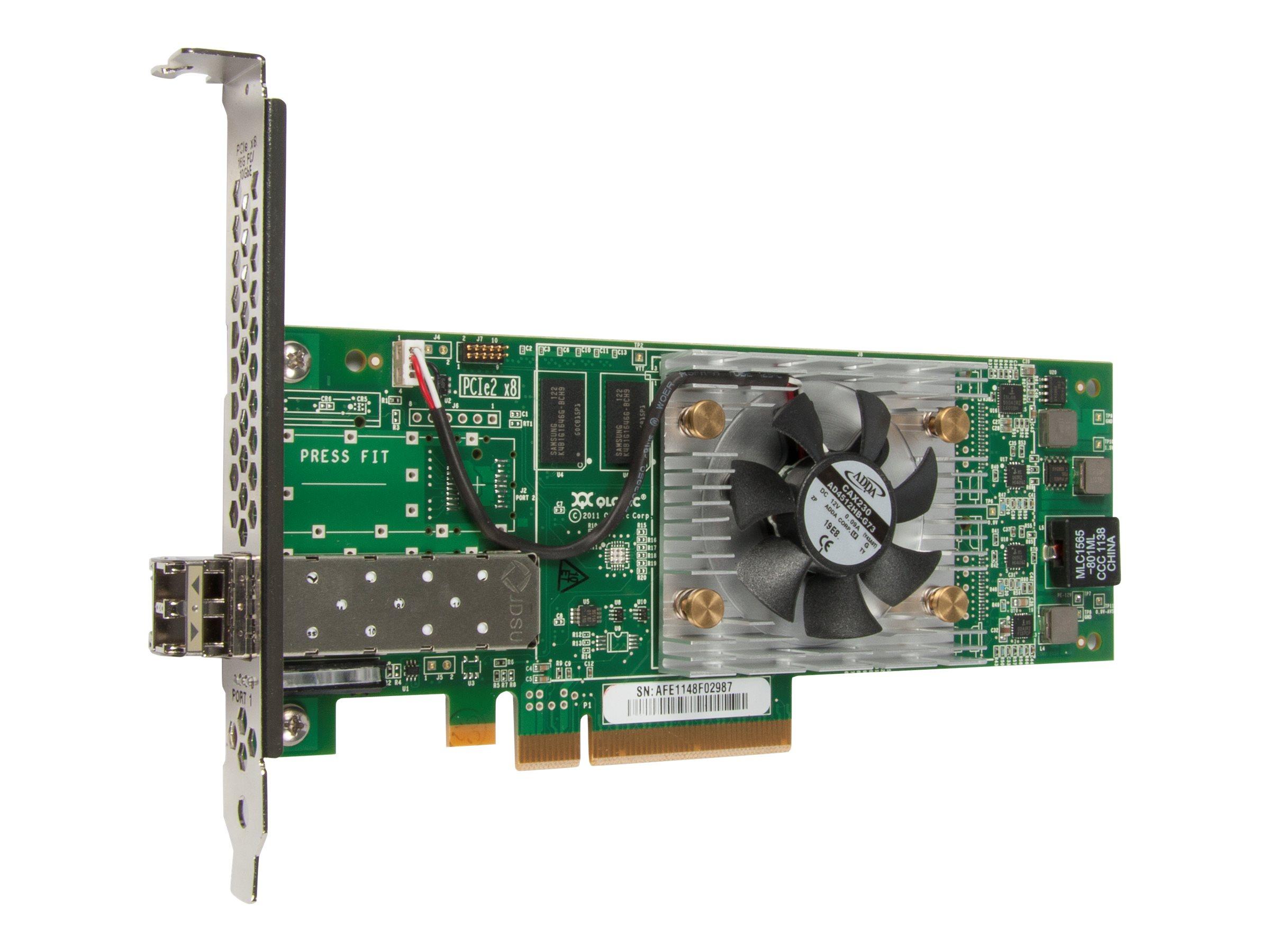 QLogic QLE2670-CK - Hostbus-Adapter - PCIe 2.0 x8 Low-Profile - 16Gb Fibre Channel