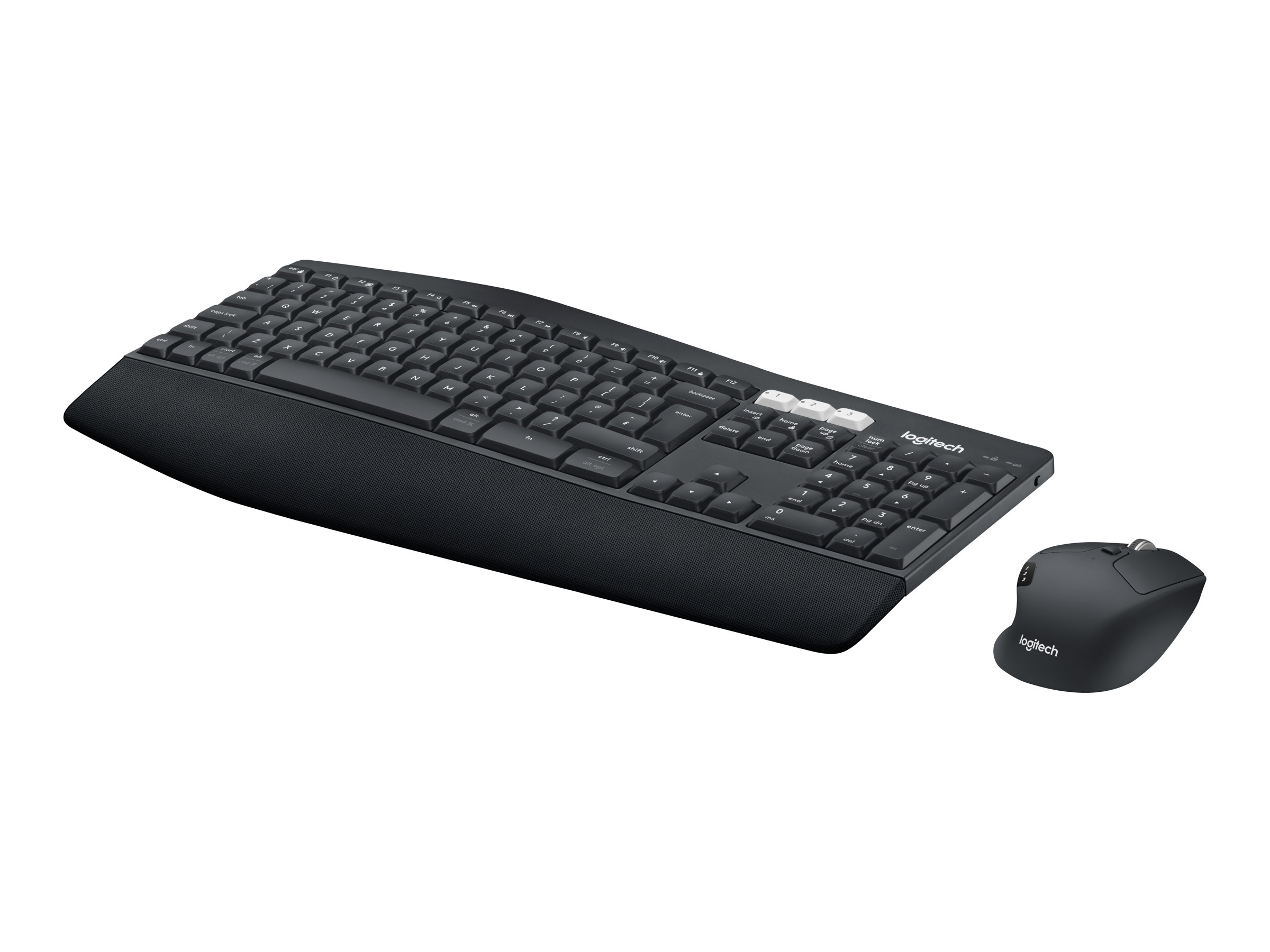 Logitech MK850 Performance - Tastatur-und-Maus-Set - Bluetooth, 2.4 GHz - Holländisch