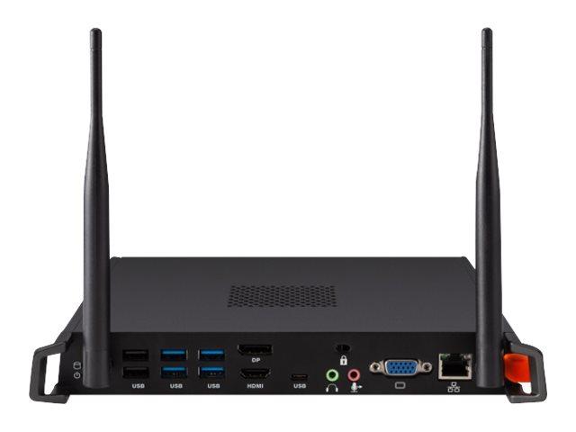 ViewSonic VPC17-WP-3 - Digital Signage-Player - Intel Core i7 - RAM 8 GB - SSD - 128 GB