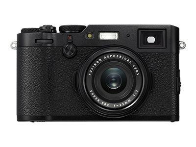 Fujifilm X Series X100F - Digitalkamera - Kompaktkamera - 24.3 MPix - APS-C - 1080p / 60 BpS