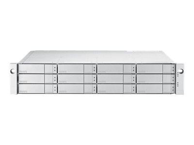 Promise VTrak D5300xD - NAS-Server - 12 Schächte - Rack - einbaufähig - SATA 6Gb/s / SAS 12Gb/s