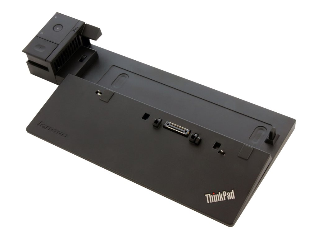 Lenovo ThinkPad Ultra Dock - Port Replicator - VGA, DVI, HDMI, 2 x DP - 170 Watt - Schweiz - für ThinkPad L460; L470; L560; L570