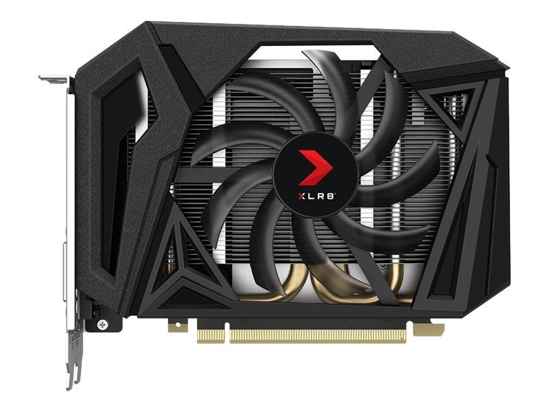 PNY XLR8 GeForce GTX 1660 Gaming - Overclocked Edition - Grafikkarten - GF GTX 1660 - 6 GB GDDR6 - PCIe 3.0 x16