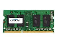 Crucial - DDR3L - 2 GB - SO DIMM 204-PIN - 1600 MHz / PC3-12800 - CL11