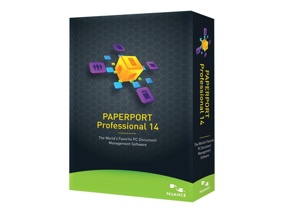 PaperPort Professional - (v. 14) - Wartung (1 Jahr) - 1 Benutzer - Volumen - Level C1 (101-199)
