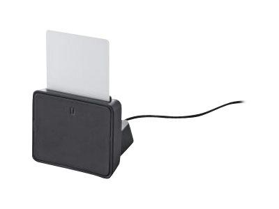Fujitsu SCR Cloud 2700 R - SmartCard-Leser - USB - Schwarz - für Celsius J580, W570, W580; ESPRIMO D538/E94, D556, D738/E94, D75