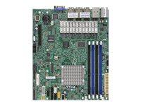 SUPERMICRO A1SRM-LN7F-2758 - Motherboard - micro ATX - Intel Atom C2758 - 7 x Gigabit LAN - Onboard-Grafik