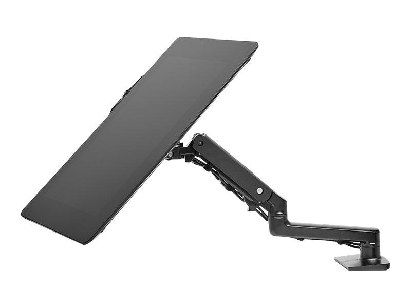 Wacom Ergo Flex - Tischhalterung für LCD-Display / Digitalisierer - für Wacom DTH-2242; Cintiq Pro 24 Creative Pen & Touch Displ