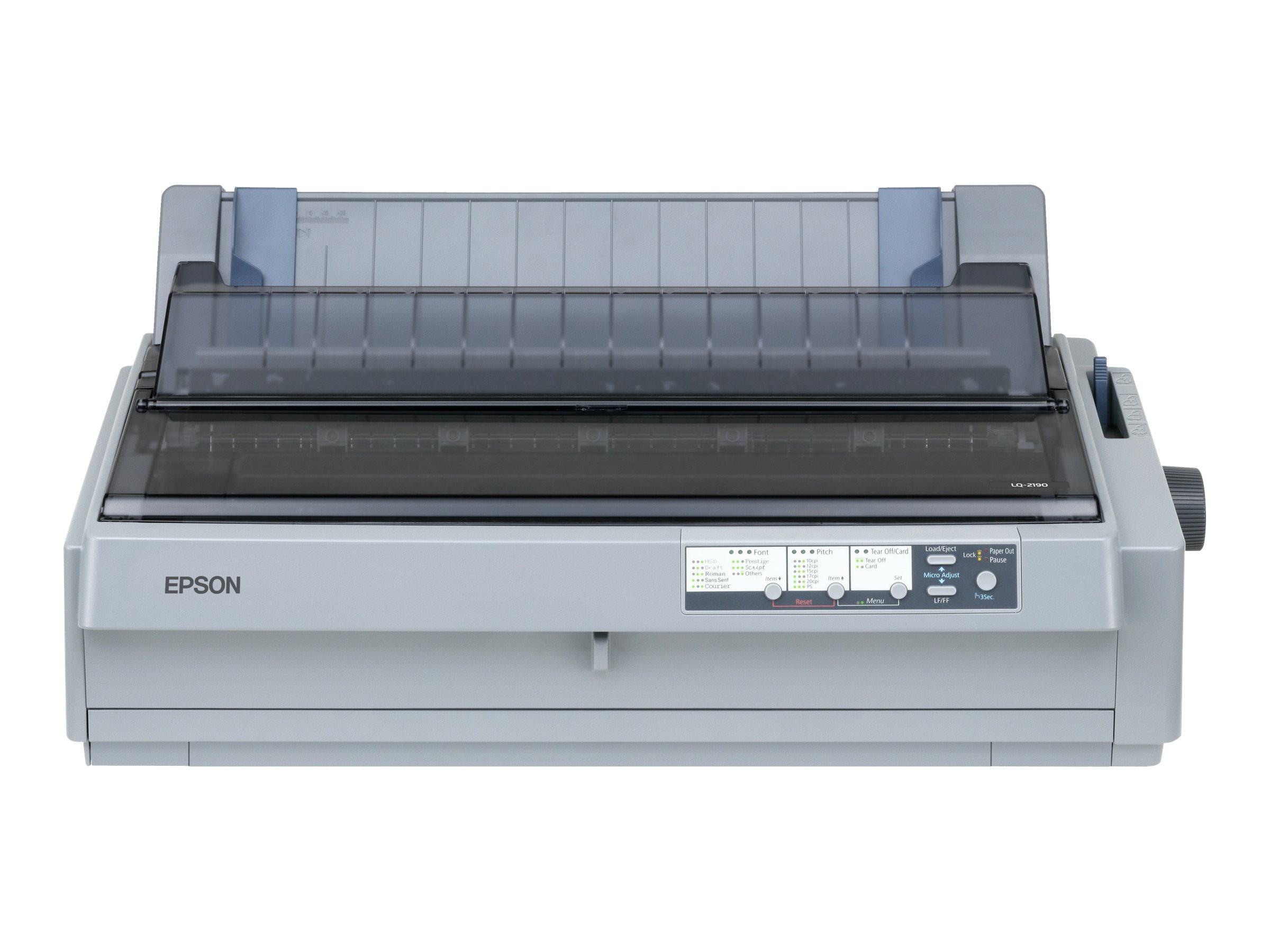 Epson LQ 2190 - Drucker - monochrom - Punktmatrix - 10 cpi - 24 Pin