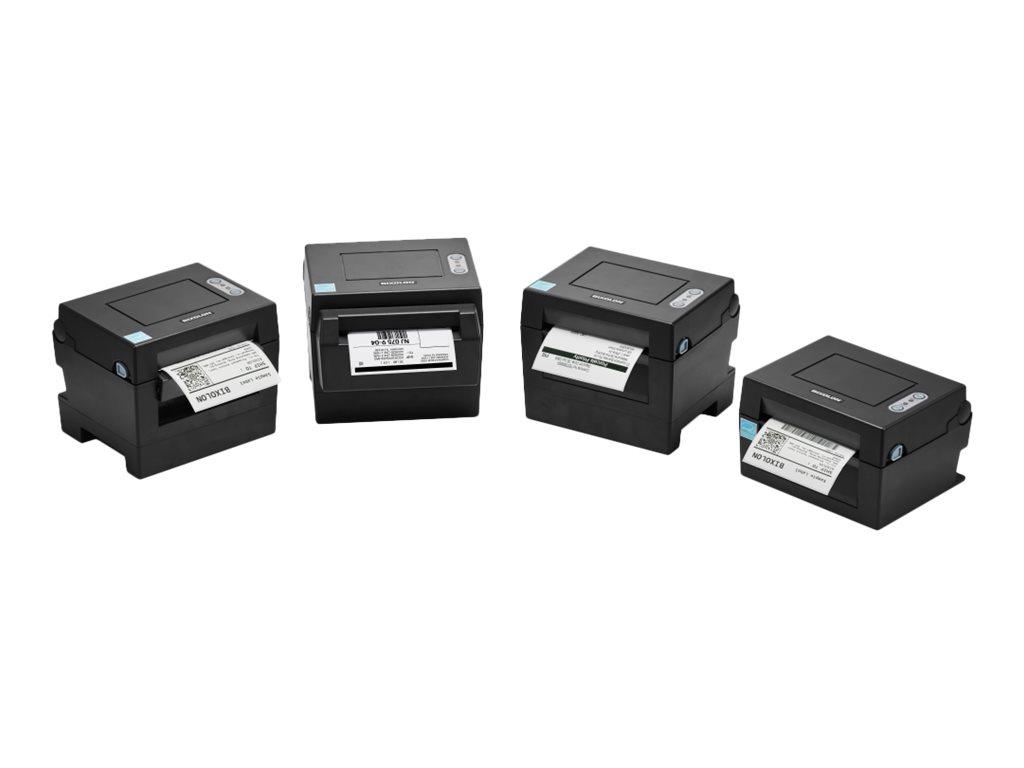 BIXOLON SLP-DL410 - Etikettendrucker - Thermopapier - Rolle (11,6 cm) - 203 dpi - bis zu 127 mm/Sek.