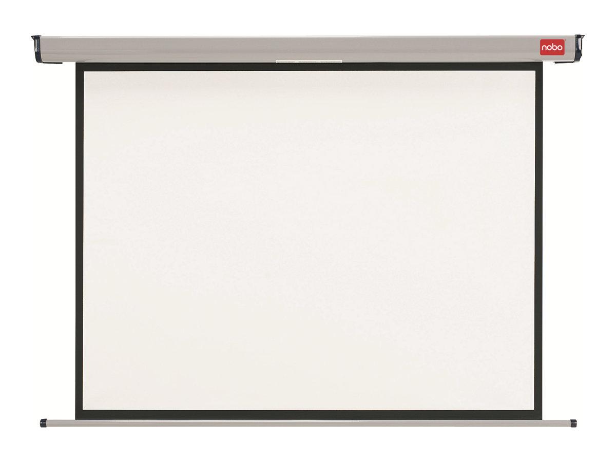 Nobo Electric Screen Plug'n'Play - Leinwand - Deckenmontage möglich, geeignet für Wandmontage - motorisiert - 300 cm (118