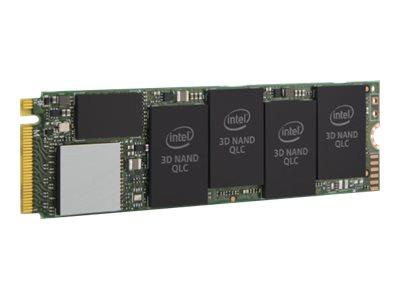 Intel Solid-State Drive 660p Series - Solid-State-Disk - verschlüsselt - 512 GB - intern - M.2 2280