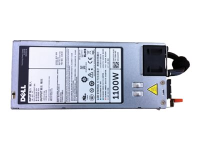 Dell - Stromversorgung Hot-Plug (Plug-In-Modul) - 1100 Watt - für PowerEdge R520, R530, R630, R730, R820, R920, T320, T420, T620