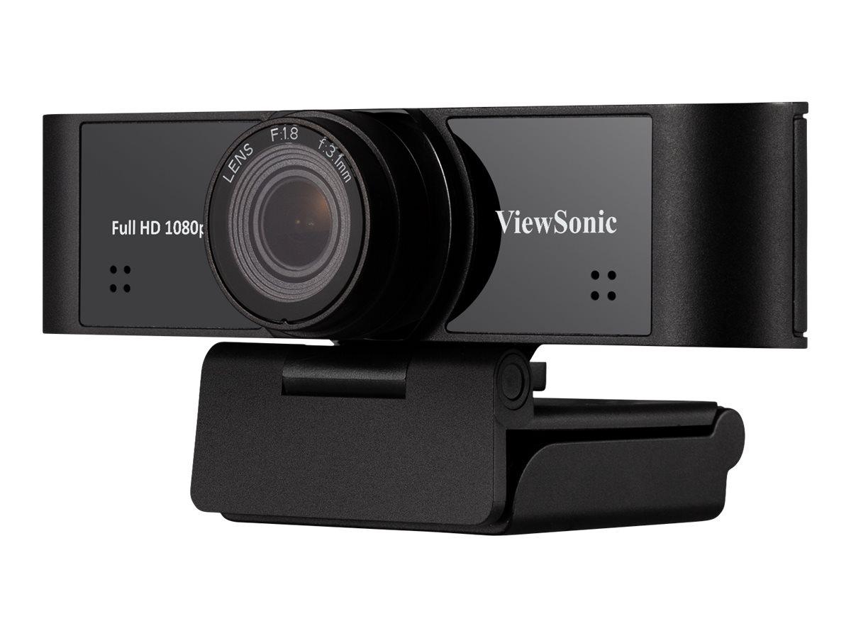 ViewSonic ViewCam VB-CAM-001 - Web-Kamera - Farbe - 1920 x 1080 - 1080p - Audio