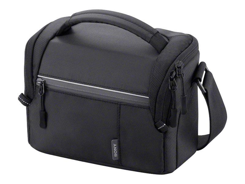 Sony LCS-SL10 - Tasche für digitalen Fotoapparat/Camcorder - für Sony RX100; Cyber-shot DSC-RX10, RX100; Handycam FDR-AXP55; a65