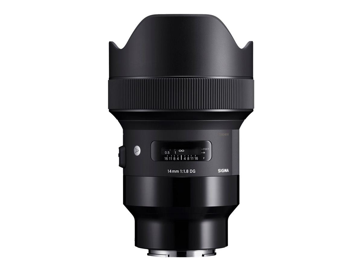 Sigma Art - Weitwinkelobjektiv - 14 mm - 14 mm - f/1.8 DG HSM - Nikon F
