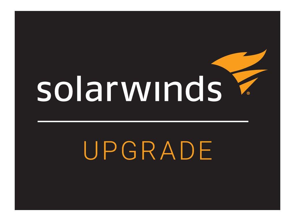 SolarWinds Network Configuration Manager - Upgrade-Lizenz - bis zu 100 Knoten - Upgrade von bis zu 50 Knoten - Wartung läuft am