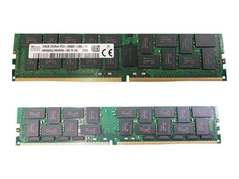 HPE SmartMemory - DDR4 - 128 GB - LRDIMM 288-polig - 2666 MHz / PC4-21300 - CL22