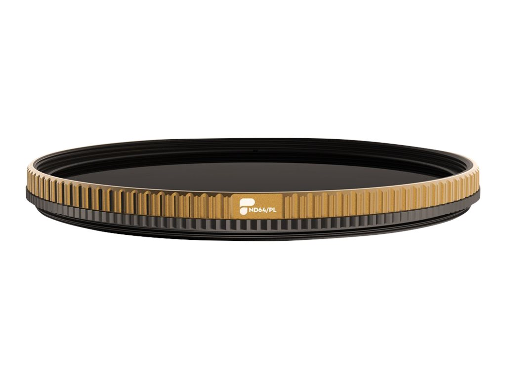 Polar Pro QuartzLine - Filter - Polarisator/neutrale Dichte 64x - 77 mm