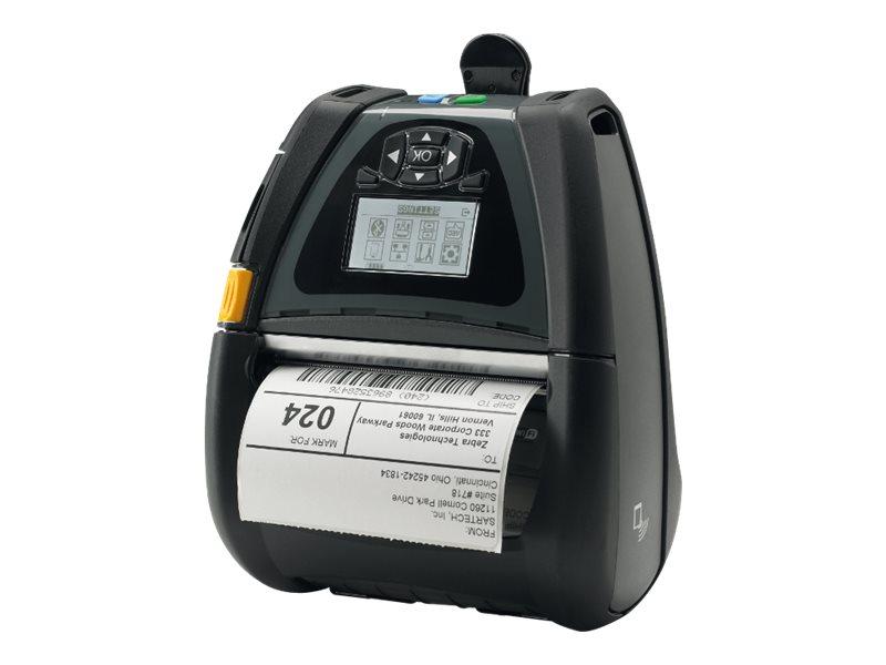 Zebra QLn 420 - Etikettendrucker - Thermopapier - Rolle (11,2 cm) - 203 dpi - bis zu 100 mm/Sek.