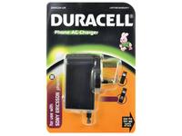 Duracell DMAC04-UK, Outdoor, AC,USB, 4,5 V, Schwarz