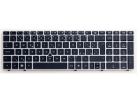 HP - Tastatur - US - für ProBook 6560b