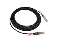 Fujitsu - Direktanschlusskabel - SFP+ bis SFP+ - 10 m - twinaxial - für PRIMERGY CX2550 M4, CX2560 M4, CX2570 M4, RX2530 M4, RX2
