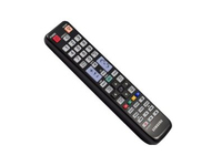 Samsung AA59-00445A, TV, IR Wireless, Drucktasten, Schwarz