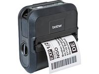 Brother RJ-4030, Mobiler Drucker, 127 mm/sek, 203 x 200 DPI, 10,4 cm, Schwarz, CODABAR (NW-7),Code 128 (A/B/C),Code 39,EAN13,EAN