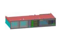 Fujitsu - Gehäuse für Speicherlaufwerke - für PRIMERGY RX2520 M1, RX300 S7, RX300 S8