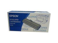 Epson Double Box - 2er-Pack - Schwarz - Original - Entwickler-Patrone - für EPL 6200, 6200DT, 6200DTN, 6200E, 6200L, 6200N