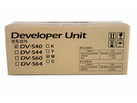 Kyocera DV 540C - Cyan - Original - Entwickler-Kit - für FS-C5100DN, C5100DN/KL3