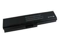V7 - Laptop-Batterie - 6 Zellen - für Toshiba Satellite A660/07, A665, L630/00, L630/037, L645, L670, L675, L755, P755