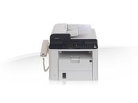 Canon i-SENSYS FAX-L410, Laser, Monodruck, 1200 x 600 DPI, A4, Direkter Druck, Weiss